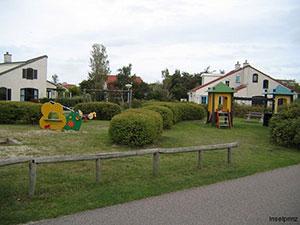 Ferienpark De Krim Spielplatz für Kleinkinder